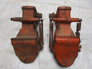 Allis Chalmers Wd Wd45 Tractor Snap Couplers