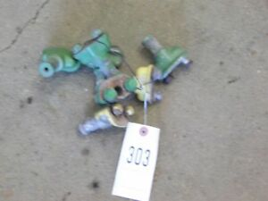 John Deere 4020 Tractor 7 Light Mounts W Hardware Tag 303