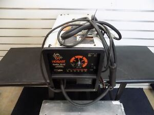 Hobart Handler 125 Ez 115v Gasless Wire Feed Mig Welder Welding Unit Made Usa