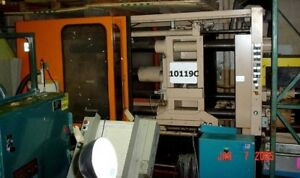 Battenfeld 352 Ton Injection Mold Machine Used 10119c