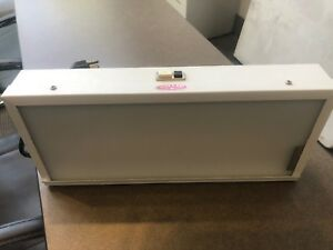 Star De100wh Dental X ray Light Box Viewer 15 X 7 W Stand 110v
