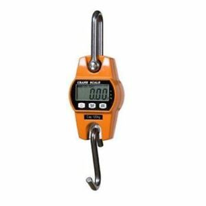 660 Lb Digital Electronic Hanging Weight Crane Scale Hang Up