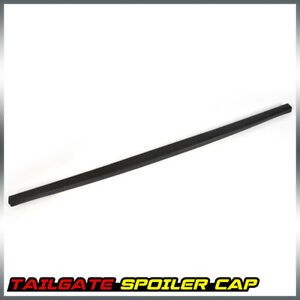 For 04 08 Ford F 150 06 08 Lincoln Mark Lt Black Tailgate Top Molding Cap Guard