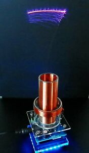 New Music Tesla Coil Tesla Coil Tesla Coil Plasma Speaker Power