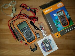 Tenma 72 10405 Professional Digital Multimeter W 4000 Count Display