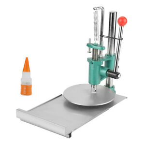 7 9inch Big Dough Pizza Pastry Press Machine Roller Sheeter Pasta Maker Highq Am