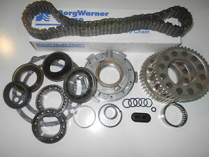 Transfer Case Bearing Rebuild Kit 02 On Cadillac Esv Ext Np149 Ss Silverado Awd