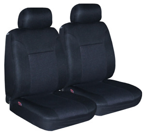Pair Breathable Jacquard Seat Covers For Mg Mga Rwd Coupe