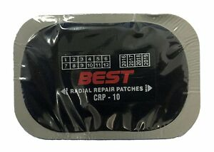 Best Crp10 3 X2 Radial Tire Repair Patch 20 Pack