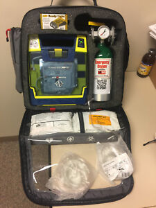 Powerheart Aed G3 Full Bag Includes Carrying Case
