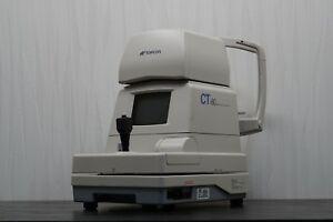 Topcon Ct 80 Computerized Tonometer Overstock Special Ophthalmic Equipment