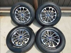 Brand New 2018 Ford F150 Oem Wheels And Tires