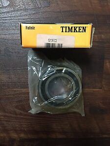 Timken Fafnir Ball Bearing 5213k c3 Rqans1 New In Box Sealed 65x120x1 1 2mm