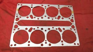 Nos Gm 61 62 63 64 65 66 Pontiac 4 cylinder 389 421 Head Gaskets