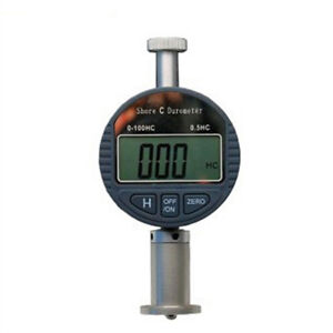 1 Pc Digital Durometer Calibrated Shore Lxa Lxc Lxd High Precision Hardness Test
