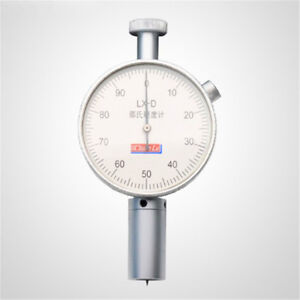 1 Pc Pointer Durometer Calibrated Shore Lxa Lxc Lxd High Precision Hardness Test