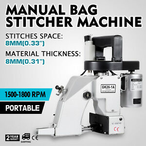 Industrial Sewing Machine Stitcher Quilting Tool Leather Mechanical Stitch