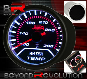 Universal Racing Track Water Temperature Gauge 100 300 Fahrenheit Led Display