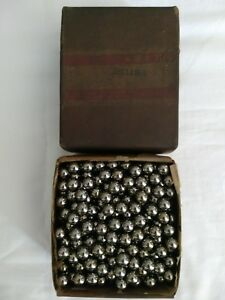 Vintage Hoover Ball And Bearing 15 32 Chrome Steel Balls