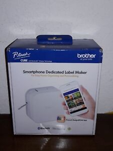 Brand New Brother P touch Cube Bluetooth Smartphone Label Maker Home Office Id