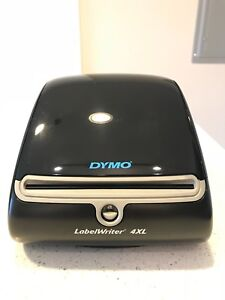 Dymo Labelwriter 4xl Label Thermal Printer Like New Free Labels