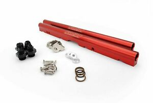 Fast Billet Fuel Rail Kit For Lsxrt Truck Intake Manifold