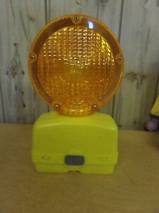 Empco lite Model 400 Safety Barricade Light Does Not Flash free Shipping