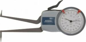 Spi 2 To 2 8 Inch Inside Dial Caliper Gage 0 0005 Inch Graduation 0 0015 In