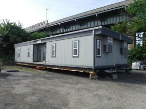 24 X 56 Double Wide Sales Office Construction Job site Modular Trailer