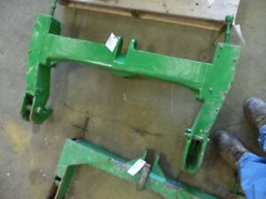 John Deere 4640 Tractor Category 2 Or 3 Reversible Quick Hitch dk Tag 2684