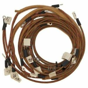 Complete Wiring Harness 6v Allis Chalmers Rc Wc Wf