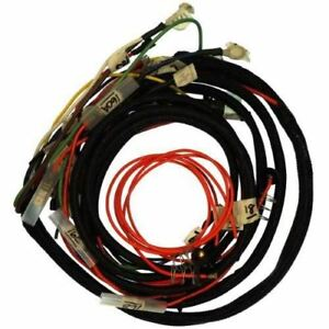 Complete Wiring Harness Kit Allis Chalmers D10 D12