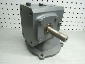 Boston Gear F313 15 g1 Gear Reducer