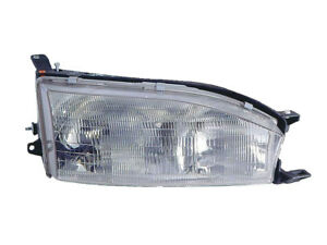 For Toyota Camry 92 93 94 1992 1993 Headlight Head Light Rh