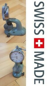 Pag Grenchen Swiss Gauge Holder Test Indicator Indicator Stand