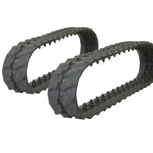 Pair Of Prowler Hanix S b08 Rubber Tracks 180x72x36 7