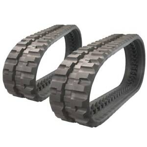 Pair Of Prowler Loegering Vts 54 Links C lug Tread Rubber Tracks 320x86x54