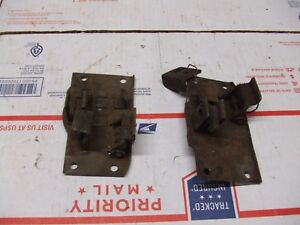 1930 31 Ford Model A Door Latch Rat Rod Latches