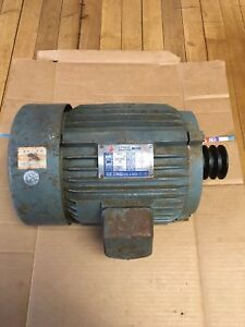 3 Hp 3 Phase 220v 440v Induction Motor Seing 1720 Rpm 220 440 Volt V Asec