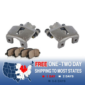 Rear Oe Brake Calipers Pads Expedition F150 F250 Blackwood Navigator Town Car