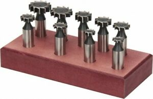 Value Collection Straight Tooth Configuration Woodruff And Keyseat Cutter Se