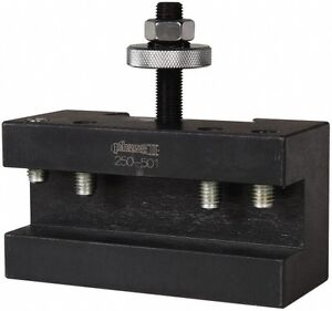 Phase Ii Series Da Number 1 Turning Facing Tool Post Holder 3 1 8 Inch Ov