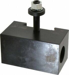Dorian Tool Series Ca Number 5 Morse Taper Tool Post Holder 4 1 2 Inch Over