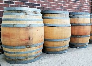 Used Napa Valley Wine Barrels Eastern 1 2 Of Us Only