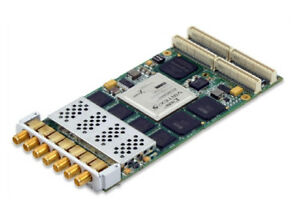 Ics 1555a 4 channel 160 180 Mhz 16 bit Adc Pmc Module With Virtex 5 Sx95t Fpga