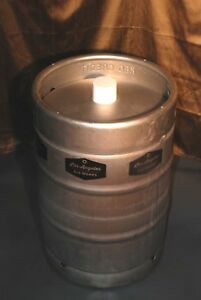 Beer Keg 15 5 gallon Stainless Steel Made By Schafer In Excellent Condition