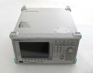 Anritsu Ms9710c Optical Spectrum Analyzer Not Tested