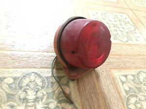 Kubota B1550 B1750 B7100 B8200 B5200 B6200 B7200 B series Taillight Housing Lens