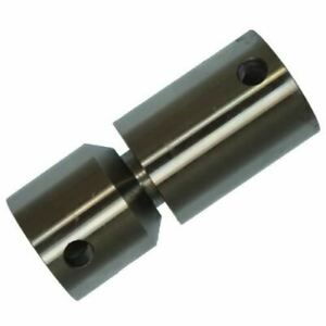 Slip Fit Coupler for Tractors That Need A U joint