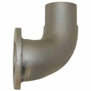 Exhaust Turbo Elbow Allis Chalmers D19 D21 210 220 7000 7010 7020